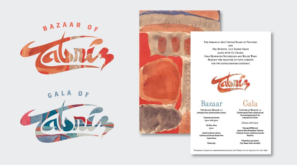 Tabriz Gala and Bazaar Prints