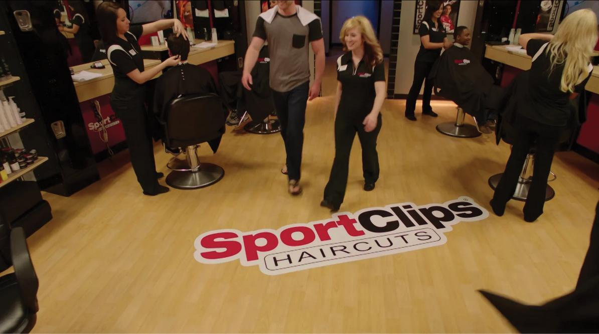 Sport Clips Brand Campaign Ad - Youtube Video Three