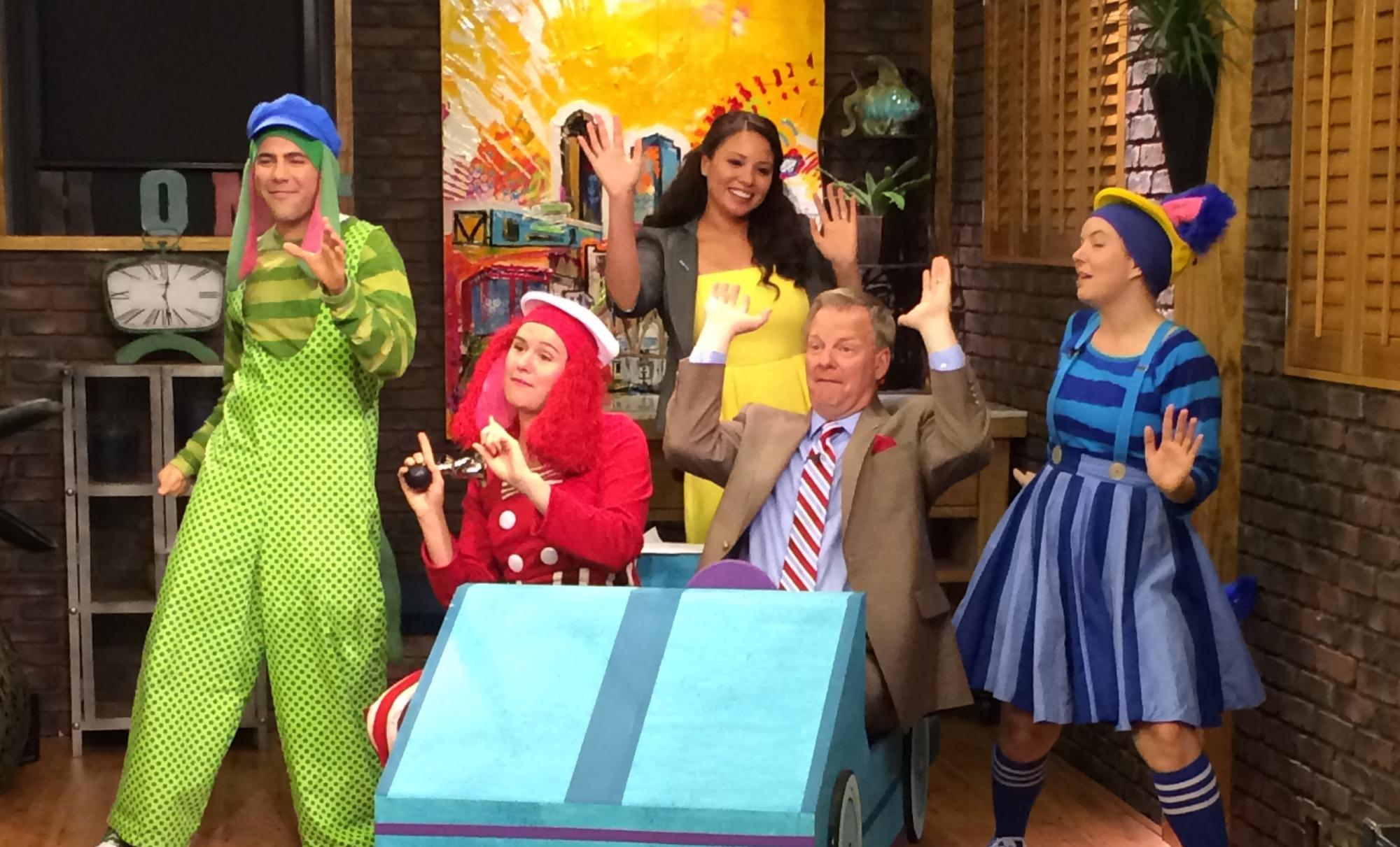 Arkansas Arts Center  - Children's Theatre TV Appearance