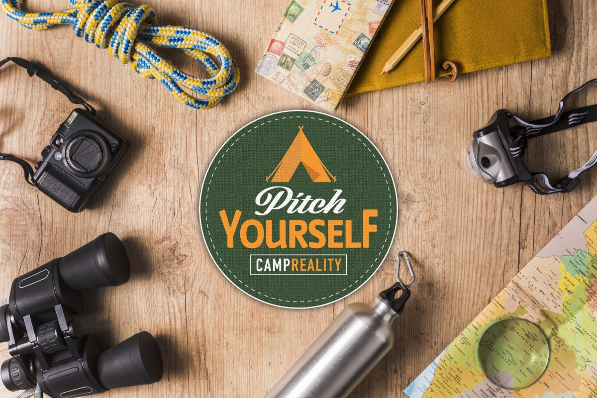 Stone Ward Camp Reality 2019: Pitch Yourself