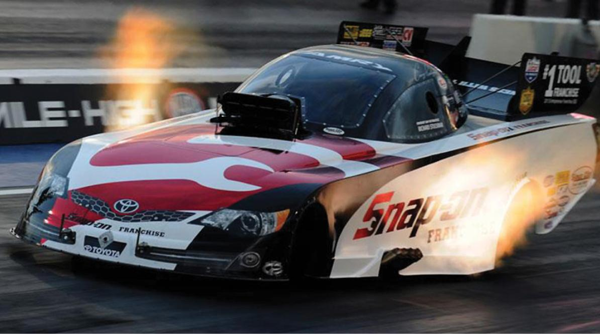 Snap-on Racing Funny Car Design