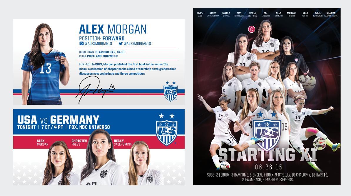 U.S. Soccer Social: Informational