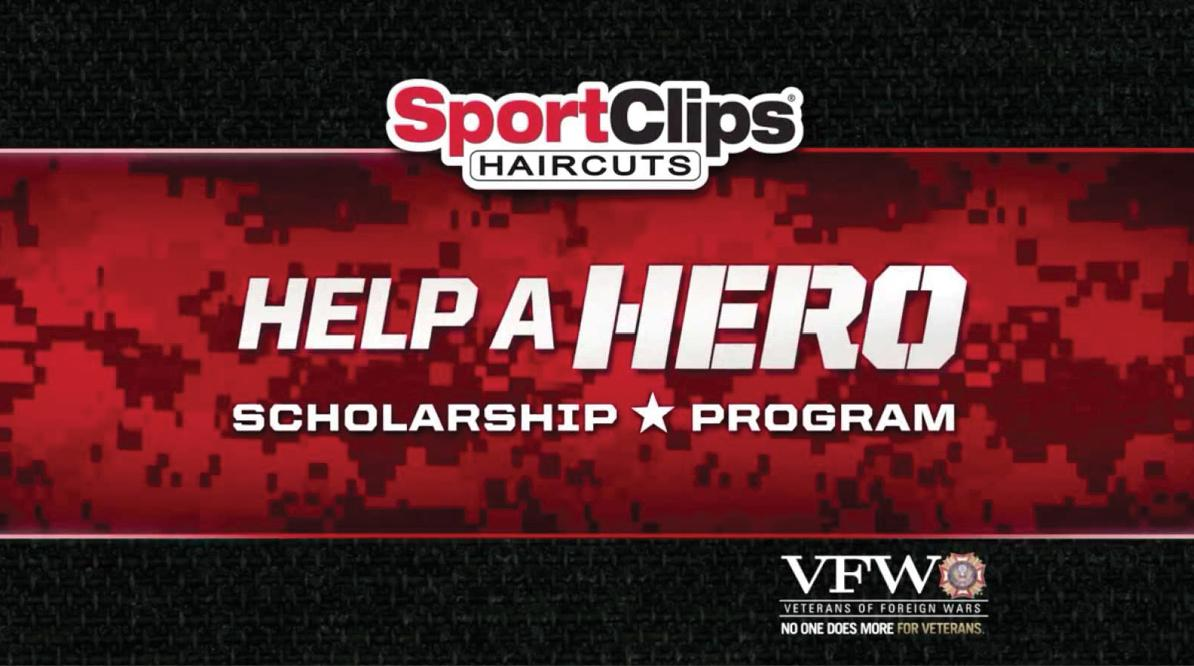 Sport Clips Help A Hero Video Ad Preview