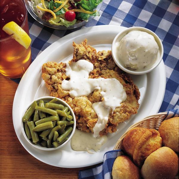 The Dixie Café Serves Up Homemade Flavor